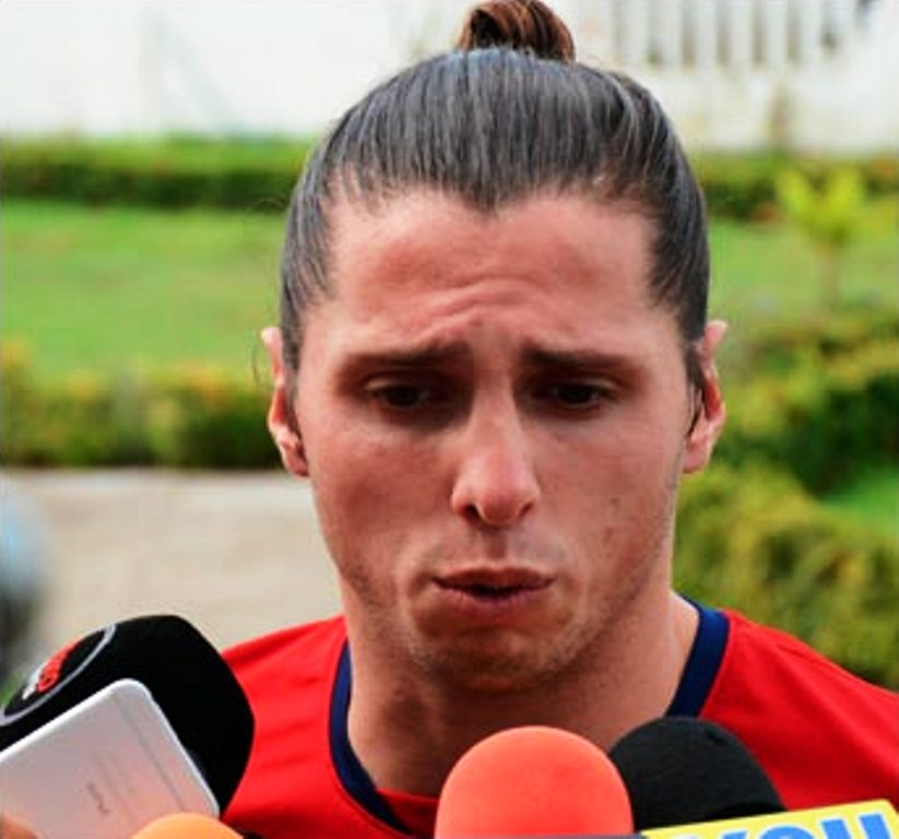 Agustín Vuletich ya entrenó