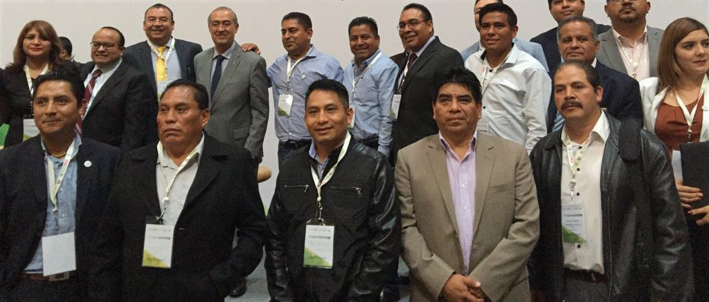 Asiste Fernando Bautista Dávila a Encuentro Nacional para Autoridades Municipales Electas
