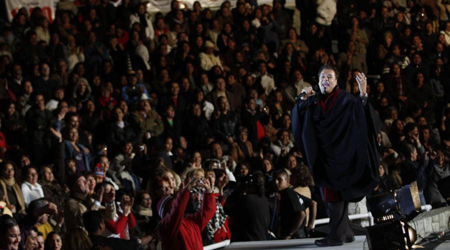 Juan Gabriel, Amor eterno e inolvidable