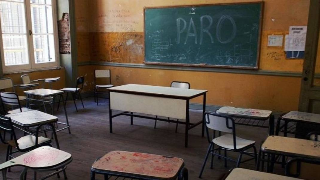 Suplirán 500 profesores a paristas en 7 comunidades de Oaxaca