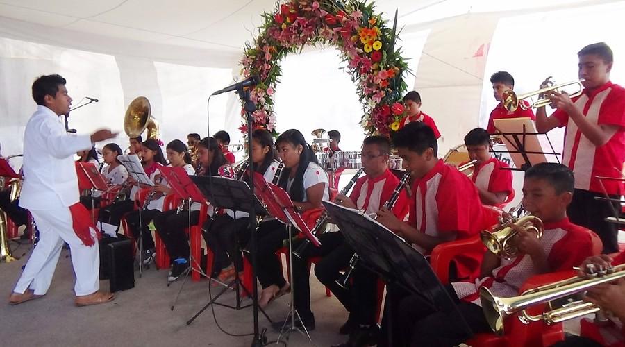 Difunden música tradicional mixteca