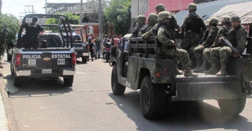 Camioneta vieja de COMETRA moviliza a la BOM