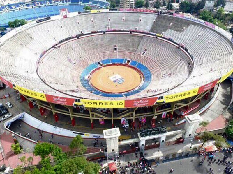 El tercer hombre más rico de México operará la Monumental Plaza México hasta 2021