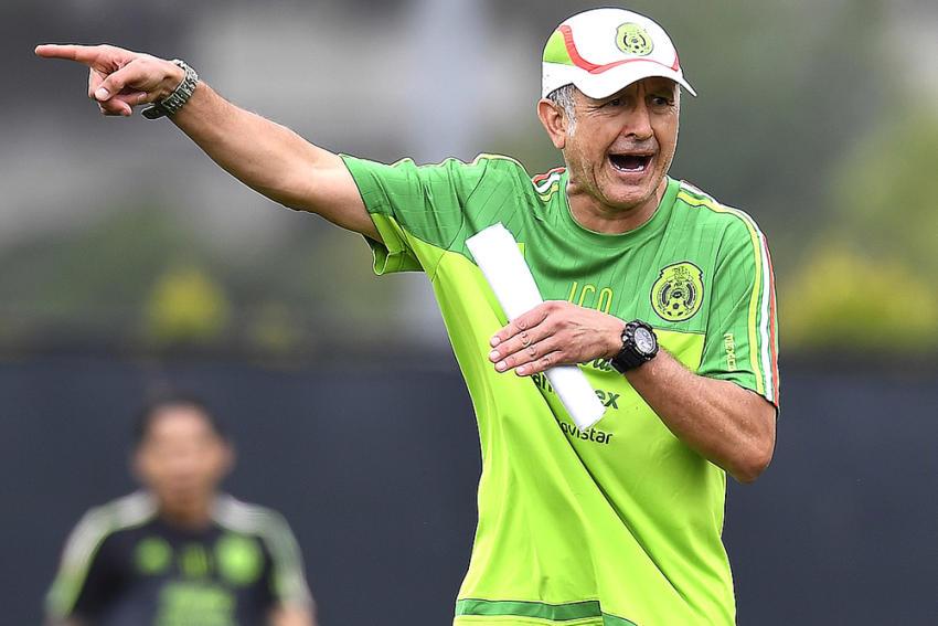 Dará Osorio lista casi idéntica a la de Copa América