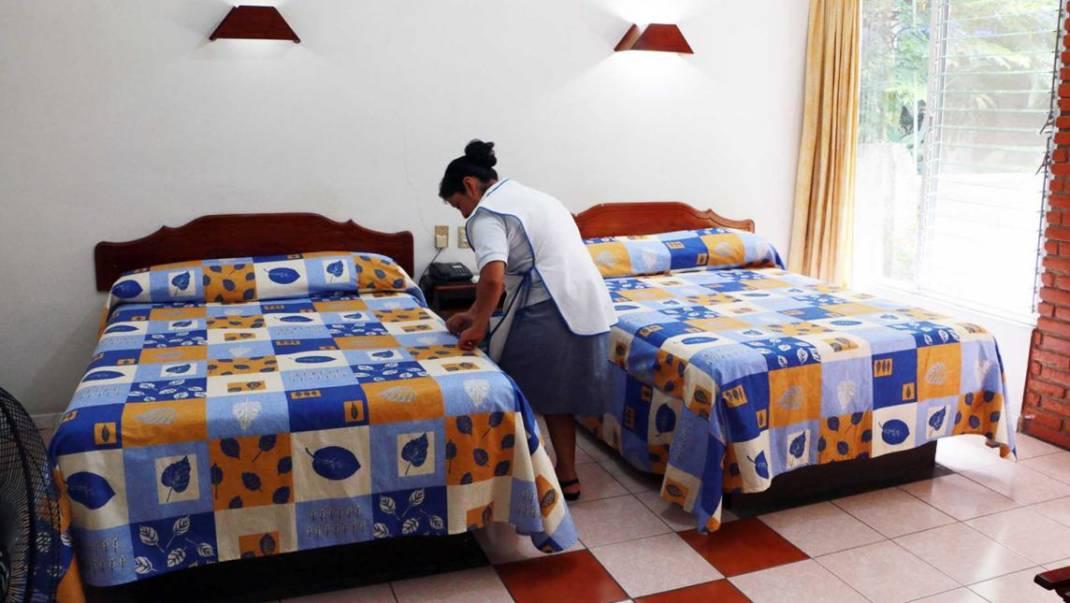 Baja ocupación hotelera a 40%