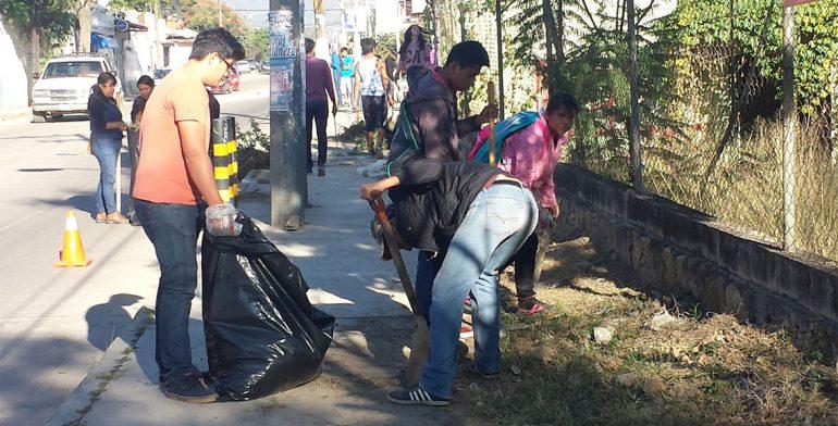 Activa ayuntamiento de Oaxaca a promotores comunitarios en agencias