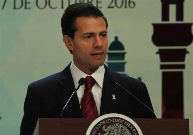 Cada político debe ser responsable de sus actos: Peña acerca de Duarte