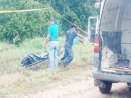 Hallan seis cuerpos en carretera en Veracruz