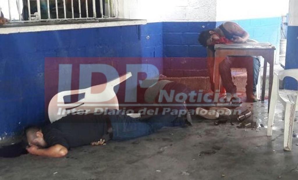Triple ejecución en lavado de autos