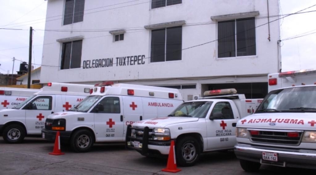 Cruz Roja colabora con damnificados por tromba.