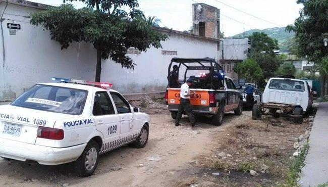 Recuperan taxi con reporte de robo en la Costa