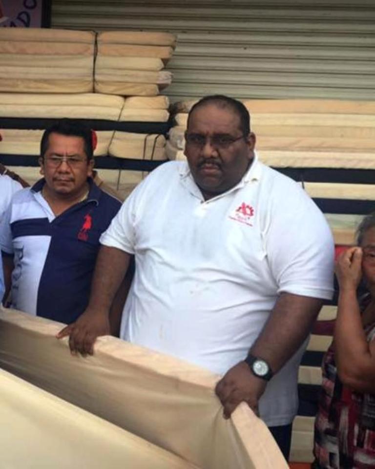 UGOCP colabora con ayuda a Damnificados