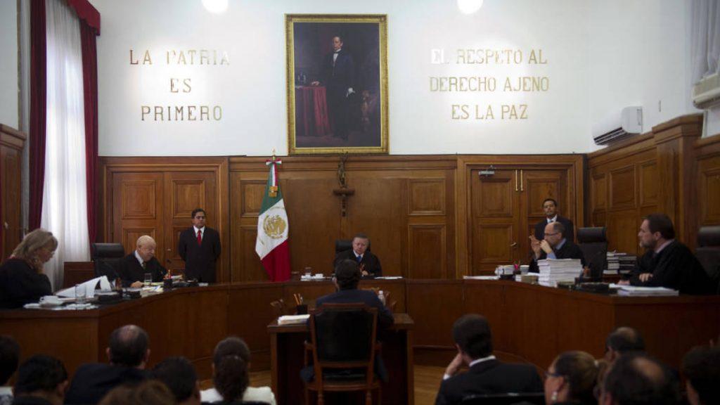 México analiza crear la figura de 'jueces sin rostro' tras el crimen de un magistrado