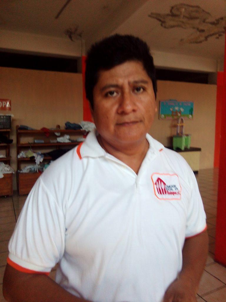 El Comedor Social en Tuxtepec ayuda a quien más lo necesita