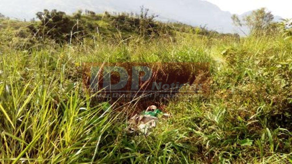 Localizan una Calaca en Jalapa de Díaz