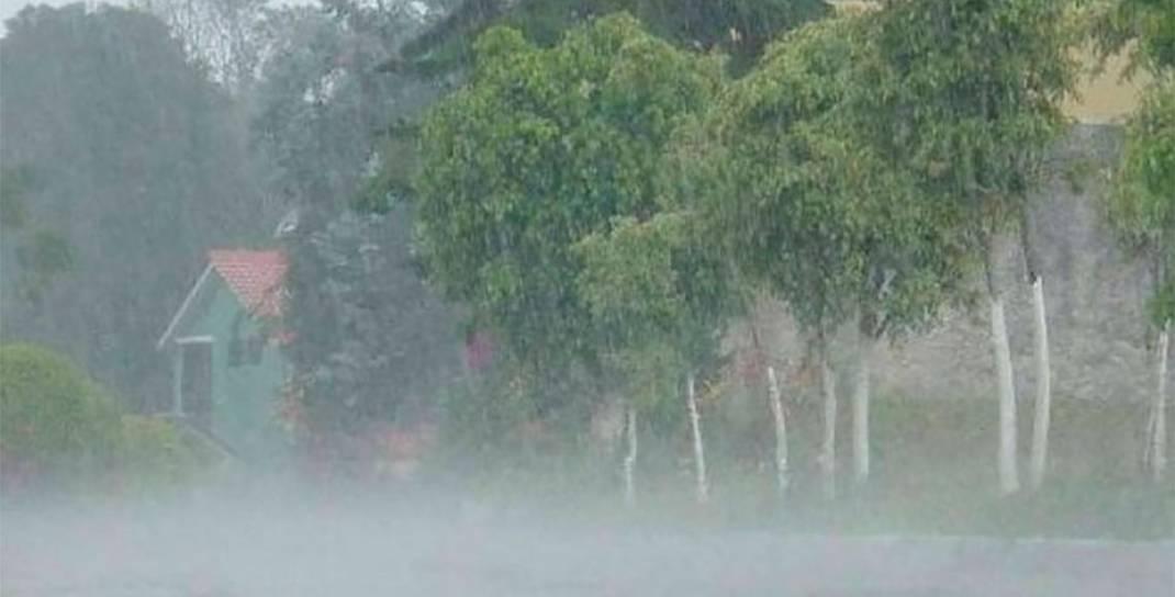 Emite Conagua aviso especial por lluvias intensas en Oaxaca