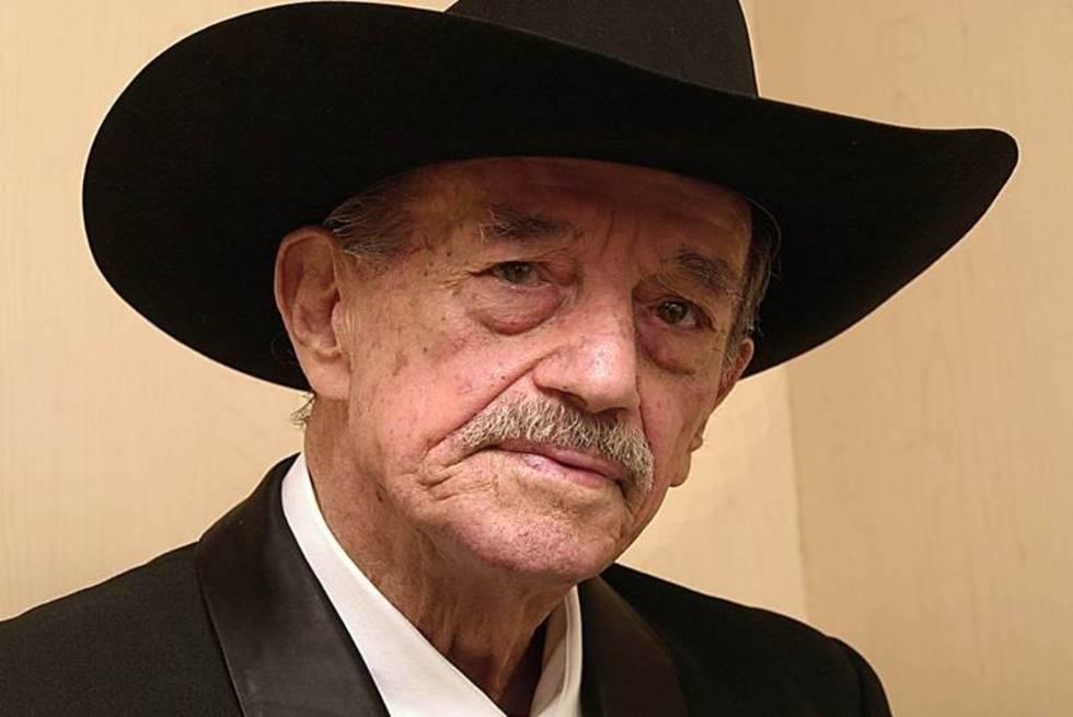 Muere Mario Almada, a los 94 años