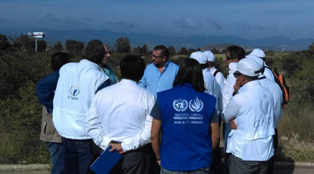 Por segunda ocasión, impiden peritaje de PGR en Nochixtlán