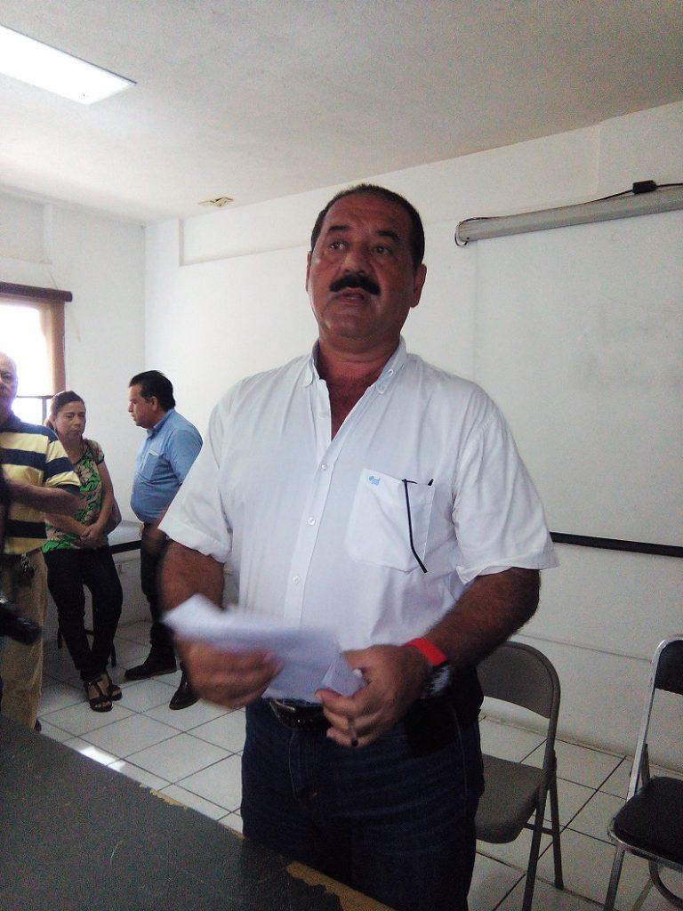 Comisariado Ejidal sin autoridad para mover el rastro: Antonio Sacre Rangel