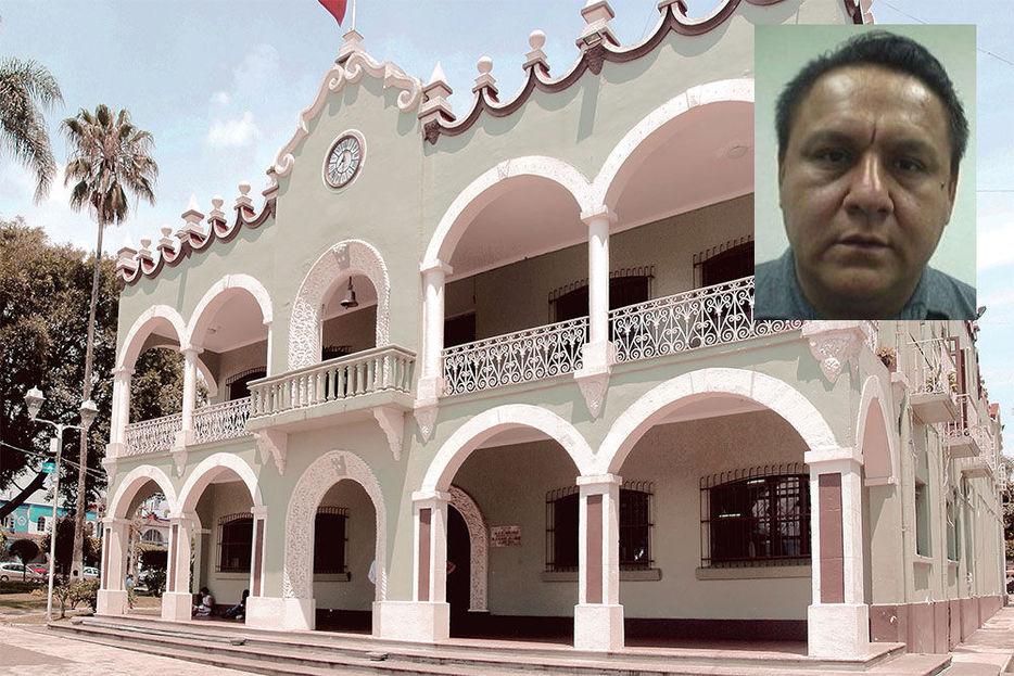 Entrega Interpol a César Torrecilla
