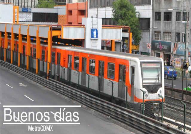 Metro dará servicio hasta la 01:00 de la mañana