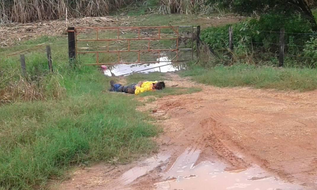Encuentran otro ejecutado en Loma Bonita