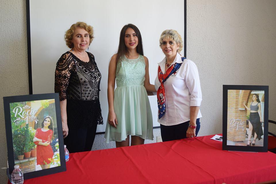 Cruz Roja organiza su baile de Blanco y Negro donde será coronada Rocío Primera