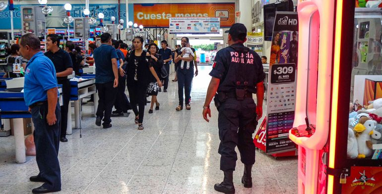 Incrementará vigilancia policiaca en Oaxaca durante Buen Fin