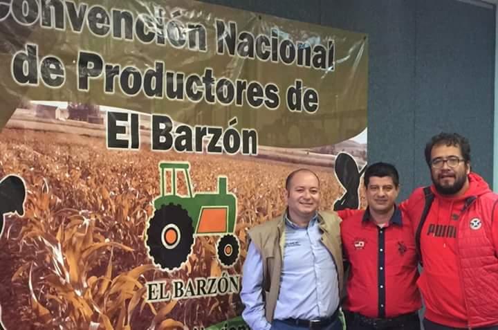Marcha Barzón Tuxtepec en la ciudad de México