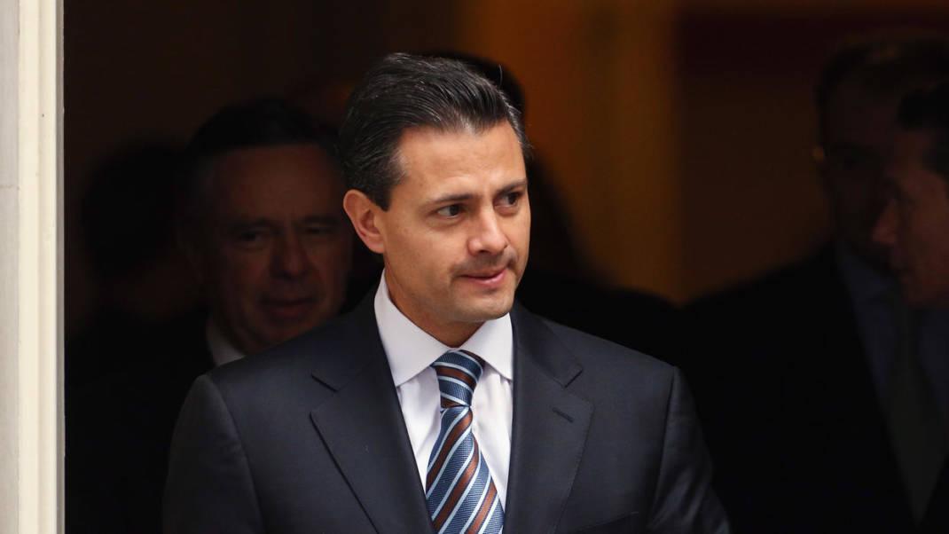 """La presidencia de México responde cómo es que Enrique Peña Nieto no """"jode al país"""""""
