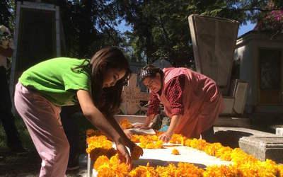 Tres días conviviendo con los difuntos en México
