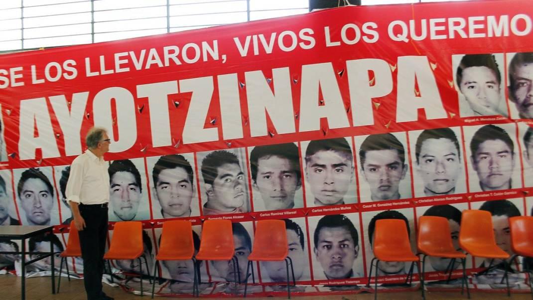 """México presume avances en el caso Ayotzinapa, pero la CIDH cuestiona la """"posible construcción de justicia"""""""