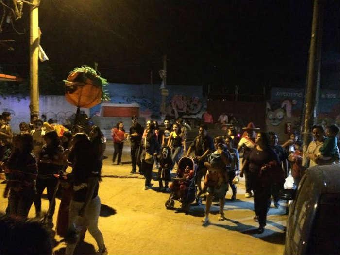 La tradición oaxaqueña de Todos Los Santos