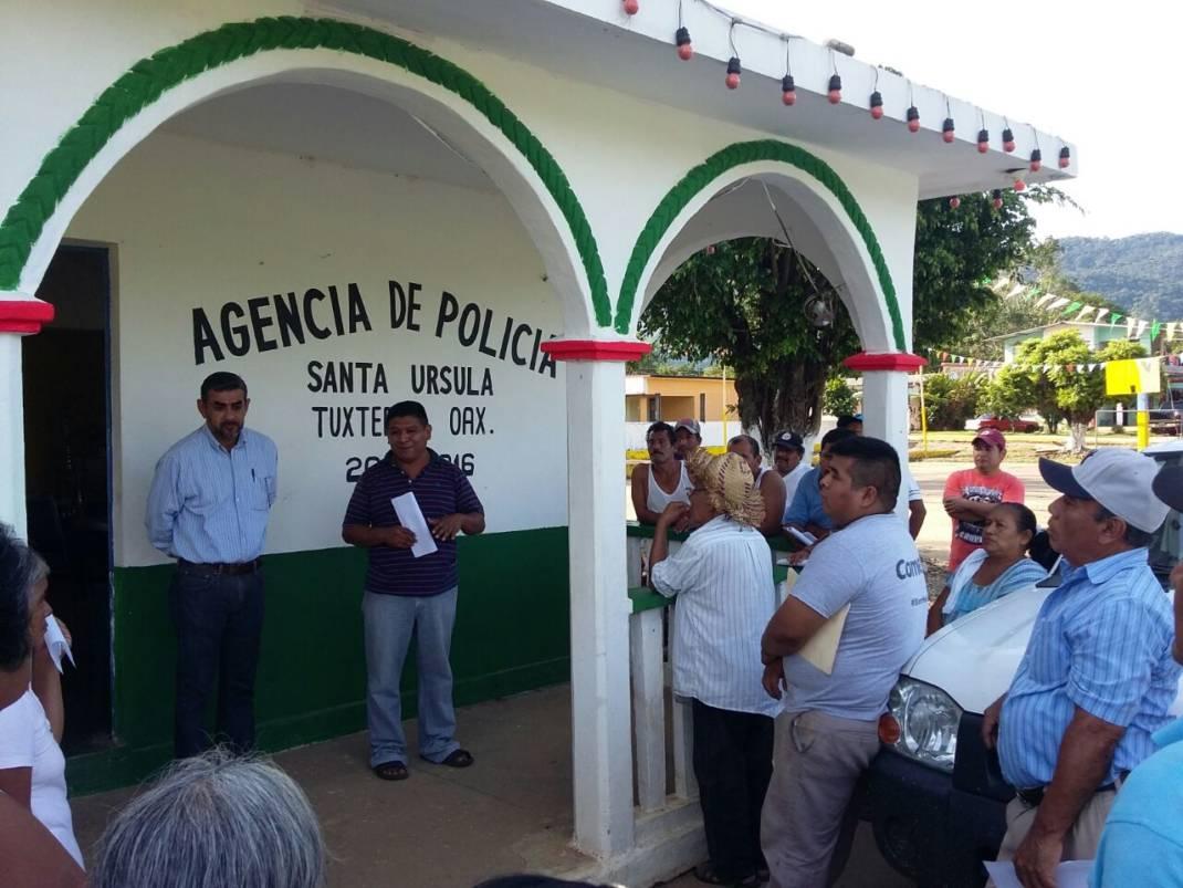 Desde el 7 de noviembre iniciaron con la entrega de apoyos a damnificados.