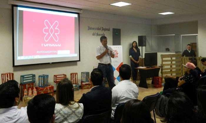 Llaman a emprender proyectos de innovación en Oaxaca