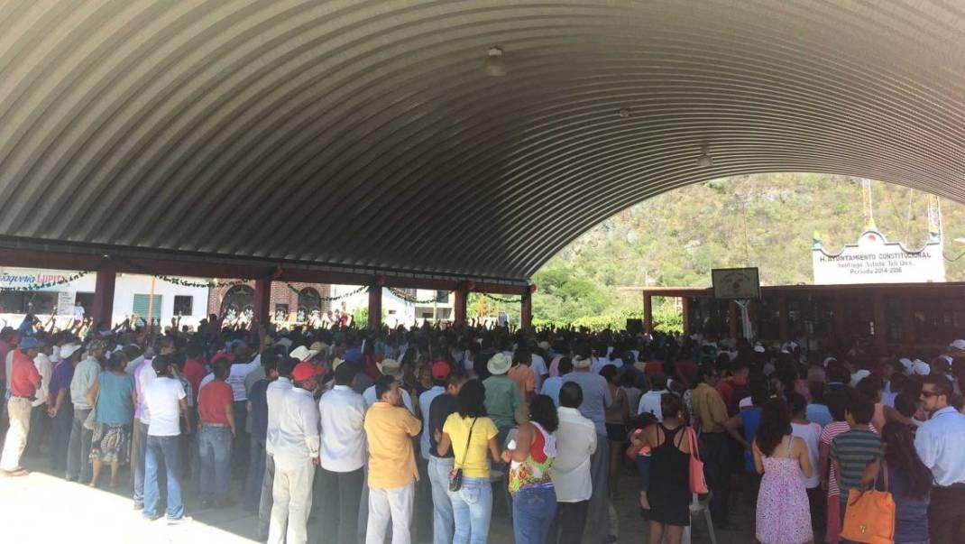 Suspenden elección en Astata y en Chimalapa