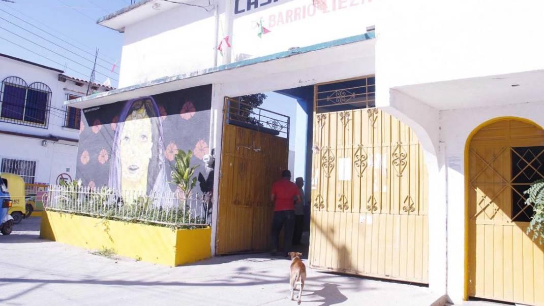 Destapa CDI cloaca en Barrio Lieza