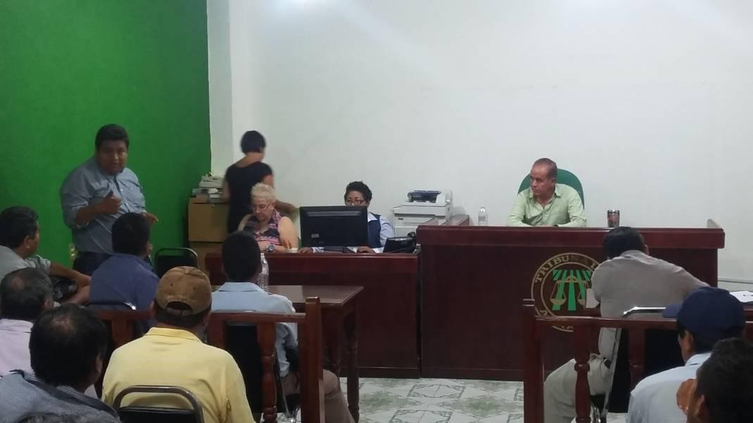 Presidente de Usila pide a tribunal la revisión de la sentencia agraria