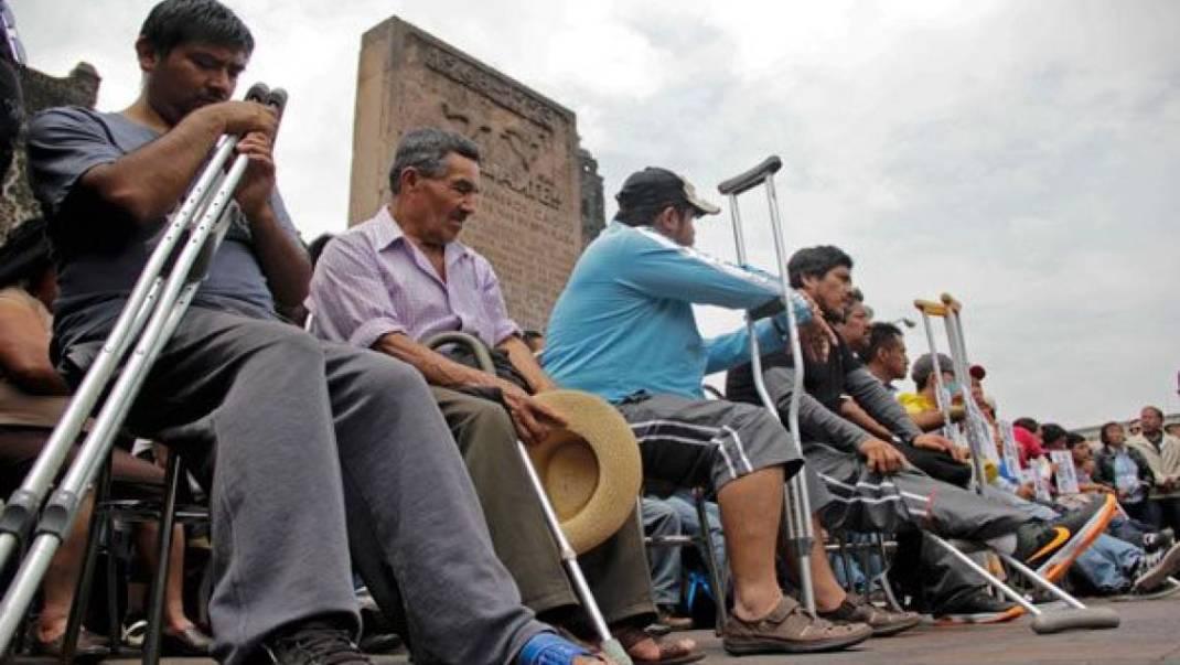 Víctimas de Nochixtlán irán a San Lázaro
