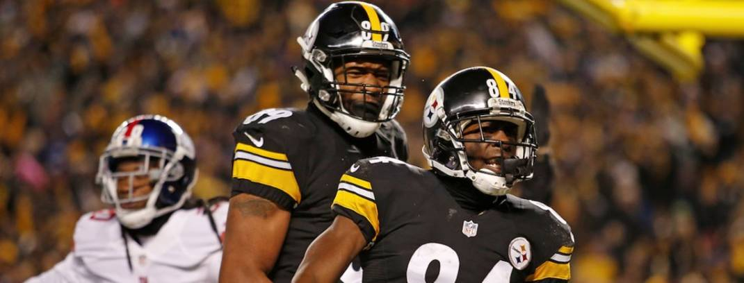 STEELERS ROMPE RACHA DE GIANTS