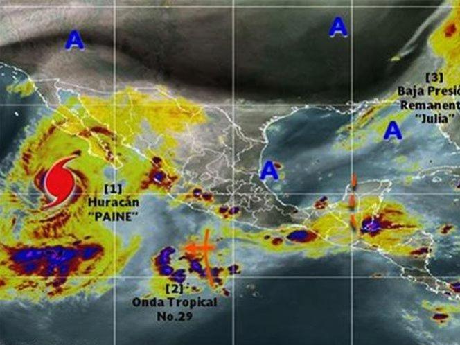 Temporada de ciclones 2016 dejó registro de 35 sistemas con nombre