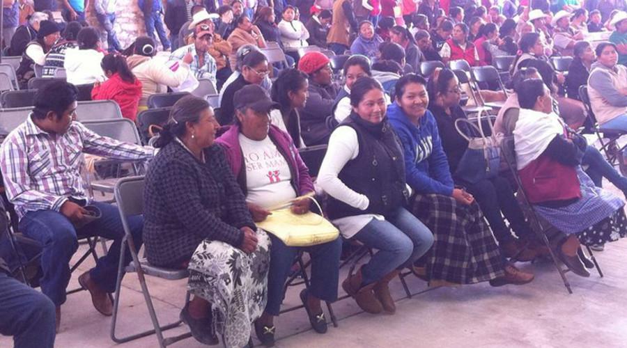 789 mujeres electas para un cargo municipal: IEEPCO