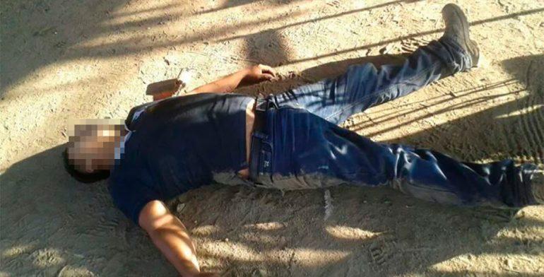Matan a balazos a individuo en Jalapa del Marqués