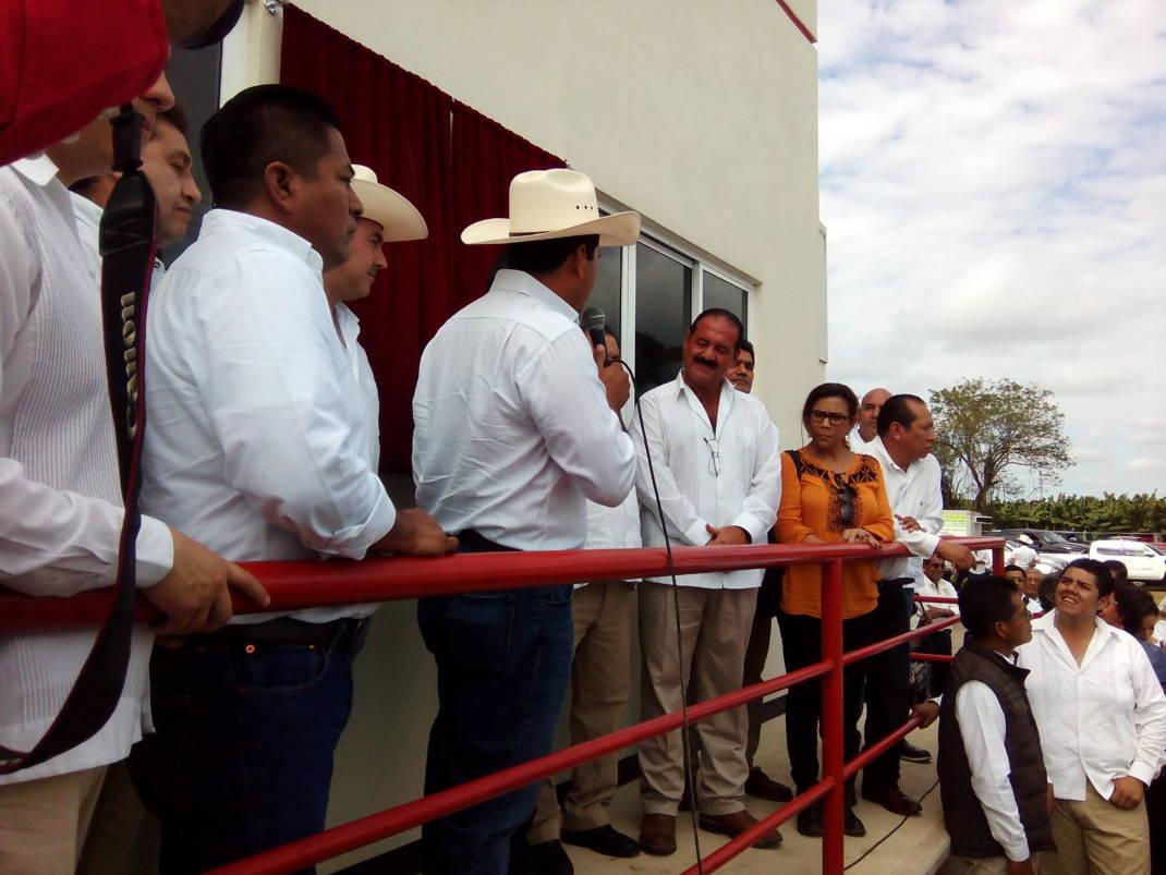 En el  2017 darán prioridad al campo: Alejandro Murat Hinojosa