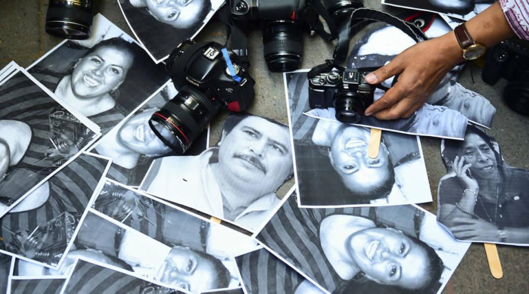 México sigue siendo el país sin guerra más peligroso para la prensa