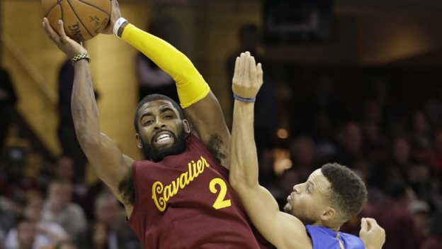 CAVS REPITE DOSIS A WARRIORS