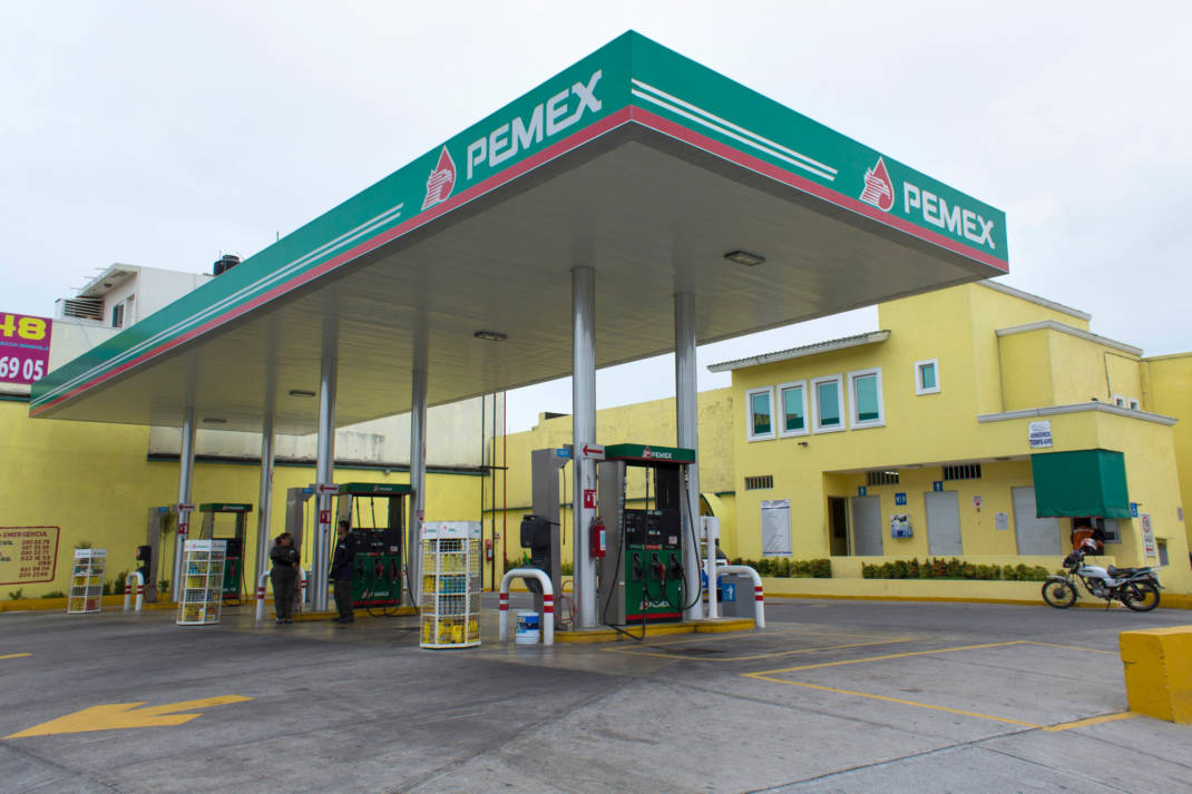 Desabasto de combustible en algunas gasolineras en Tuxtepec