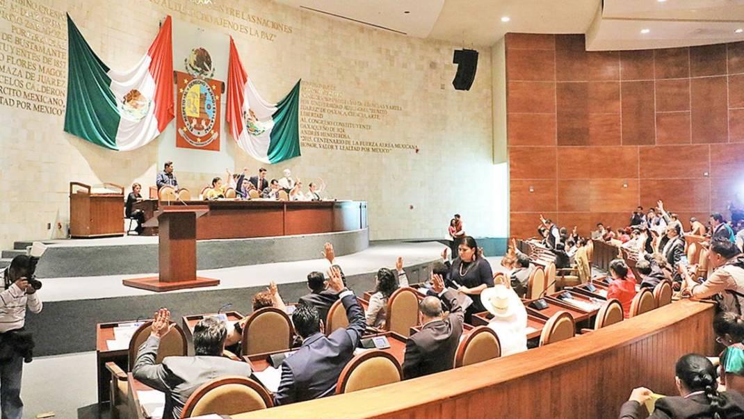 Diputados, gabinete local y hasta magistrados perderían fuero en Oaxaca