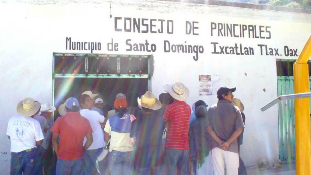 Cinco municipios mixtecos se quedaron sin elecciones; nombrarán a un administrador