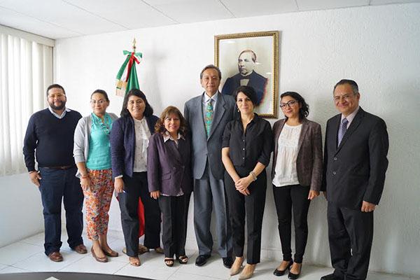 Acuerdan Poder Judicial de Oaxaca y ONG proyecto a favor de la mujer